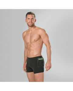 "Speedo Mens Contrast Pocket Aqua Short 34"""