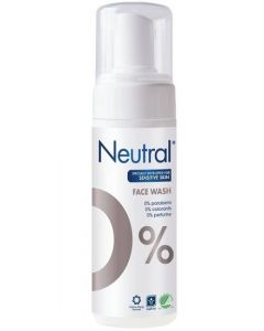 Neutral Face Wash Sensitive Skin 6 x 150ml