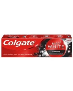 Colgate Max White Charcoal Toothpaste 12 x 75ml