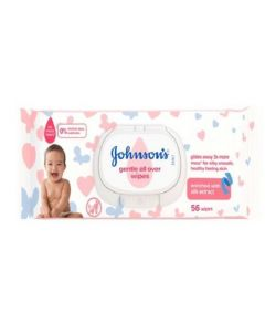 Johnson's Baby All Over Wipes 28 × 56pk