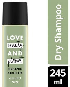 Love, Beauty & Planet Dry Shampoo 6x245ml