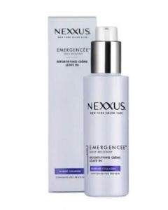 Nexxus Emergencee Leave In Cream 6 x 150ml