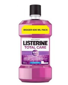Listerine Total Care Mouthwash 600ml