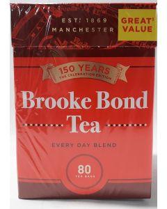 Brooke Bond Tea Bags 12 x 80pk