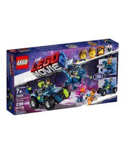 LEGO 70826 Rex's Rex-treme Offroader 3pk
