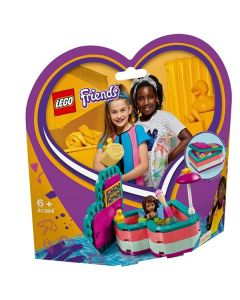 LEGO 41384 Friends Andreas Summer Heart Box 4pk