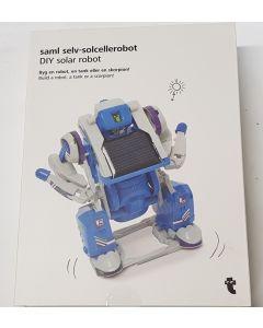 Tiger DIY Solar Robot  Kit 18pk