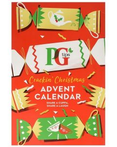 PG Tips Advent Calendar 7pk