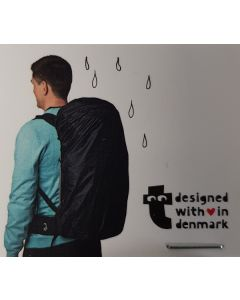 Tiger Backpack Rain Cover 40L 12pk