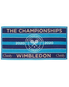 Blue 'Wimbledon 2020 Championship' Towel