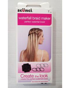 Scunci Style Me Waterfall Braider 7pcs