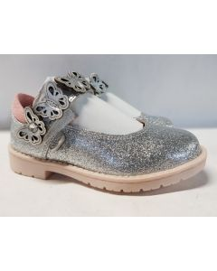 Kickers Lachly Butterfly Silver EU24