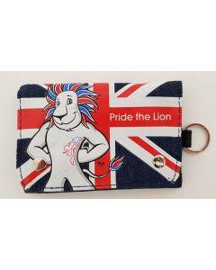 Team GB Pride in the Lion Wallet 20pk