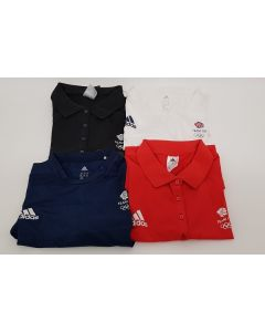Adidas Team GB  Mixed Box of Womens Tops 20pk