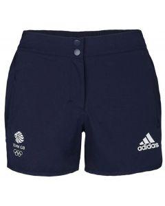 Adidas Team GB Womens Shorts Navy 15pk