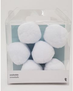 Tiger 6 Indoor Snowballs 24pk