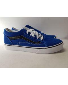 Vans Kids Old Skool Blue/Black/White EU38