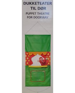 Tiger Puppet Theatre Doorway Hanger 24pk