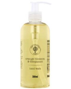 Orange Blossom & Bergamot Handwash 6x300ml