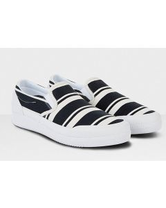 Hunter Ladies Original Stripe Plimsoll EU42