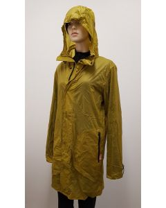 Hunter Ladies Original Zip Front Nylon Coat M