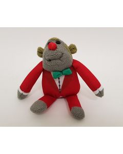 PG Tips Tuxedo Monkey Plush Toy 100pk