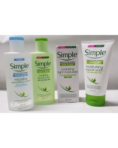Simple Skincare Kit