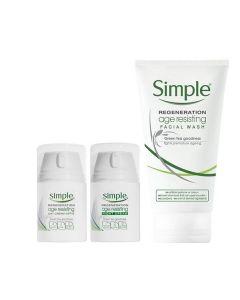 Simple Age Resisting Skincare Kit