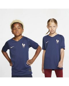 Nike Youth France Home Jersey M