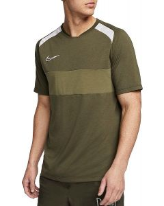 Nike Men's Dri-FIT Academy Top Green S