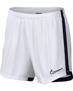 Nike Ladies Dri-FIT Academy Shorts White S