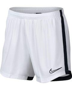 Nike Ladies Dri-FIT Academy Shorts White L