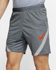 Nike Men's Dri-FIT Strike Shorts Grey M