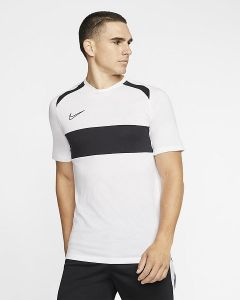 Nike Men's Dri-FIT Academy Top White S