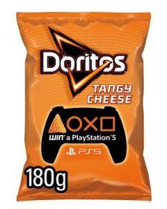 Doritos Tangy Cheese 12x180g BBE 30.01.2021