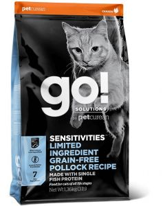 Go Solutions Sensitivities Cat Food 6x1.4kg