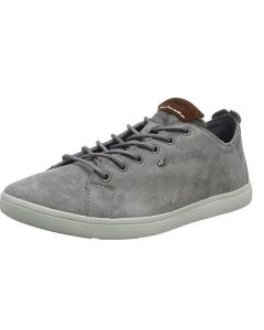 Boxfresh Mens Ianpar  Trainer Steel Grey UK 6