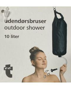 Tiger Outdoor Shower 6pk