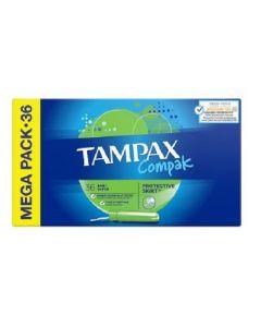 Tampax Compak Super Tampons 12 x 36pk