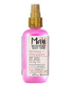 Maui Frangipani Dry Oil Body Spray 237ml