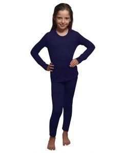 Kids Thermal Set Blue 12-14yrs