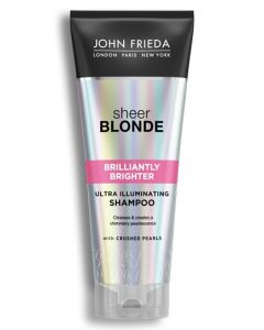 John Frieda Sheer Blonde Shampoo 4x250ml