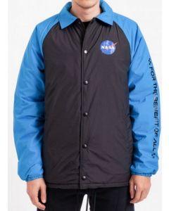Vans Seconds Space Torrey Jacket Black/Blue Small