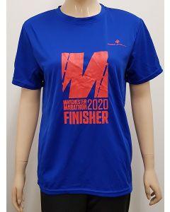 Manchester Marathon 2020 T Shirt X Small 100pk