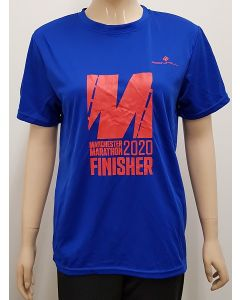 Manchester Marathon 2020 T Shirt Medium 100pk
