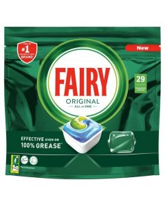 Fairy All in One Dishwasher Tablets 5x29pk