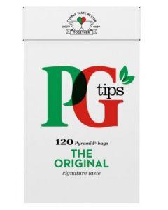 PG Tips Original Tea Bags 6 x 120pk