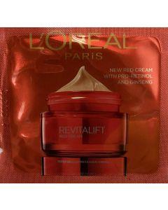 L'Oreal Revitalift Red Cream 1.3ml Sachet 1600pk