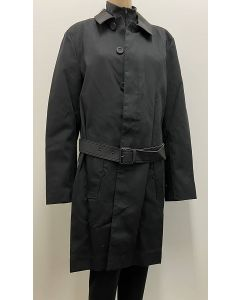 Hunter Men's Bonded Cotton Raincoat 38""
