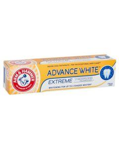 Arm & Hammer Adv White Extreme Toothpaste 12x75ml